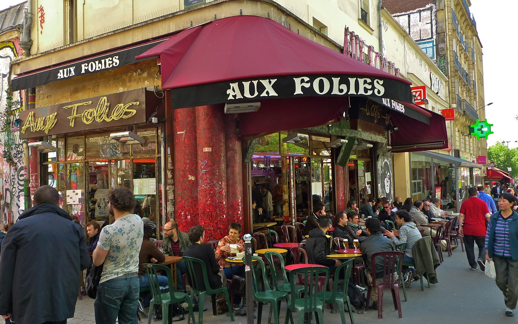 Belleville, Paris, The 15 Coolest Neighborhoods in the World in 2016