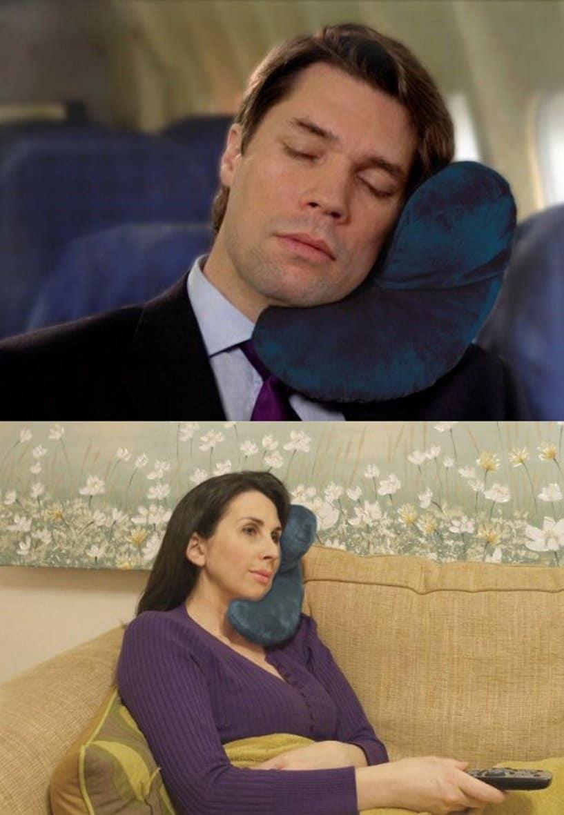 J Pillow - Best Travel Neck Pillows