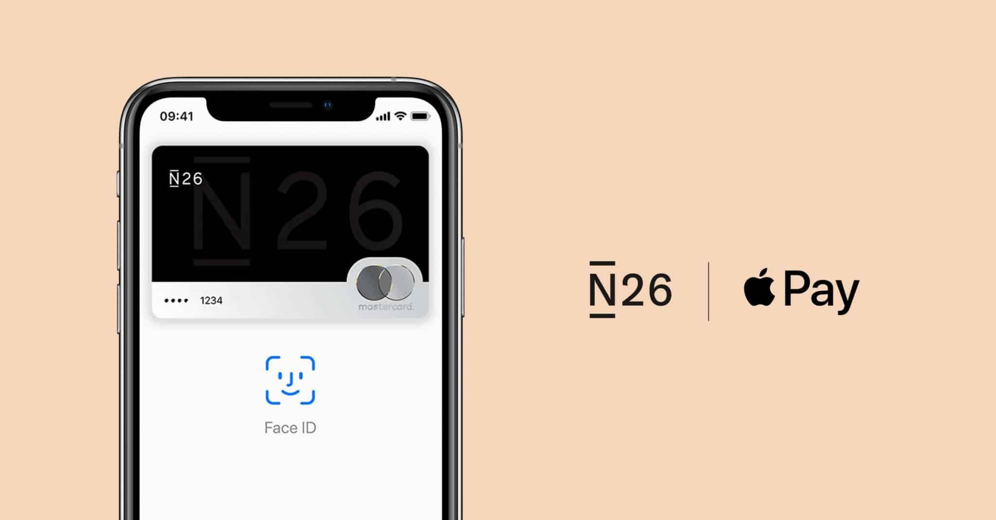 N26 Bank Review - Apple Pay
