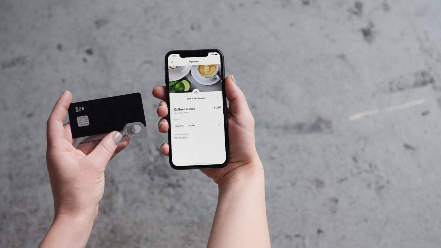 The N26 Black Card - N26 Bank Review