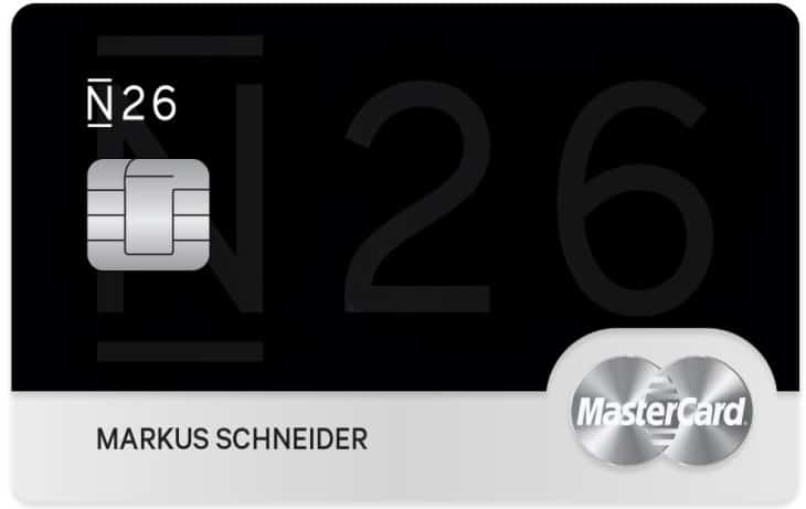 N26 Review - The N26 Black Card