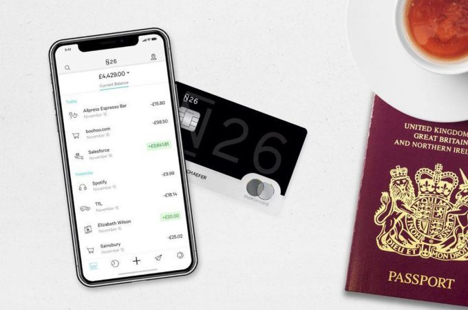 N26 Review: Denmark