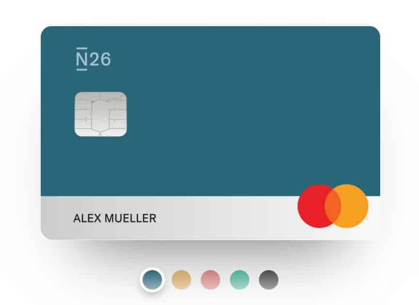 N26 You is focused on providing an excellent banking experience for frequent travelers and digital nomads.