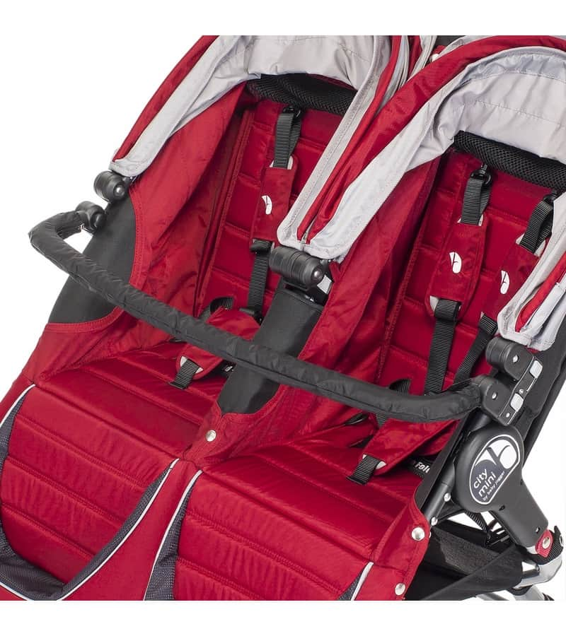 Baby Jogger City Mini Gt Double Belly Bar 17 How I Travel