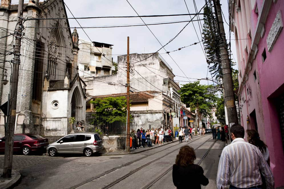 Santa Teresa, Rio de Janeiro, The 15 Coolest Neighborhoods in the World in 2016