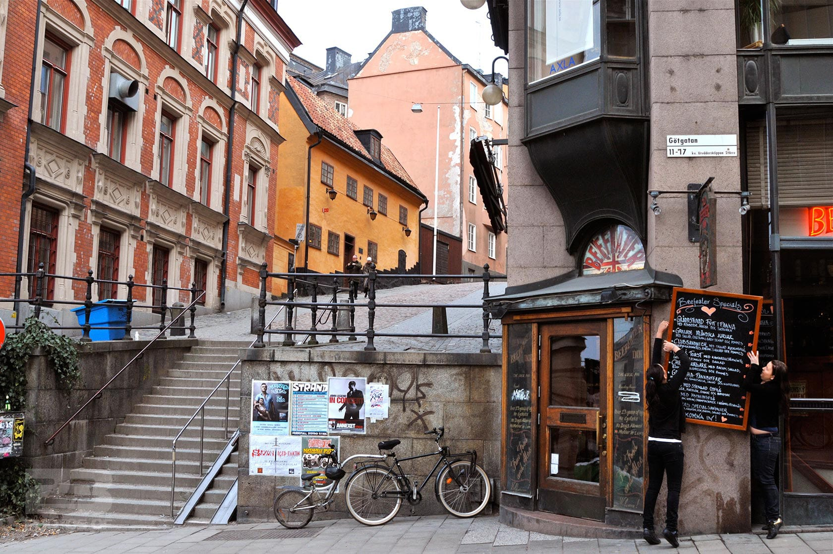 Sodermalm, Stockholm, The 15 Coolest Neighborhoods in the World in 2020