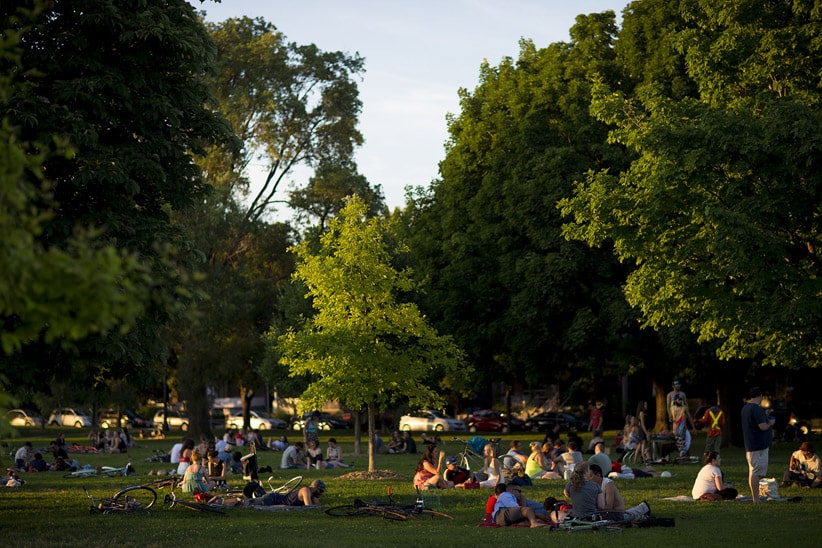 West Queen West, Trinity Bellwoods Park, The 15 Coolest Neighborhoods in the World in 2016